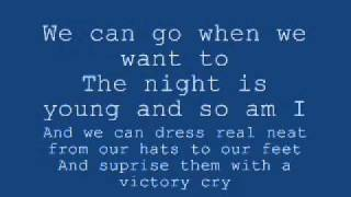 Men Without Hats - Safety Dance Lyrics_001
