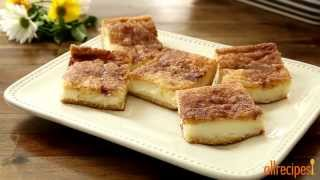 Dessert Recipes - How to Make Cream Cheese Squares