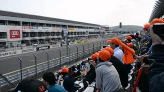 Super GT Fuji 2014 Start