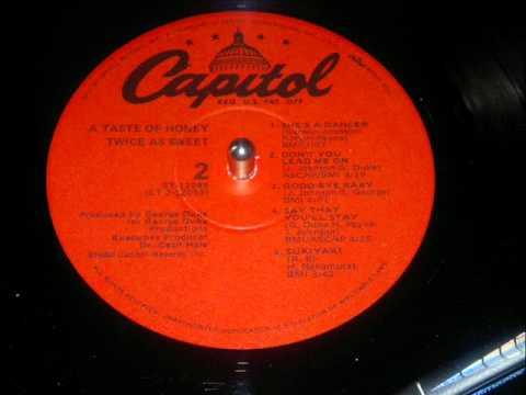 Taste Of Honey, She's A Dancer (Funk Vinyl 1980) Full Version HD