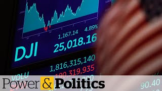 Stock markets plunge, coronavirus sell-off continues | Power & Politics