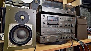 RFT HIFI Set - DDR 1988 - SV 3935, ST 3930, SK 3930, SP 3930, B 9151 Merkur