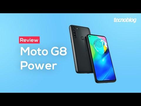 Motorola Moto G8 Power - Review Tecnoblog