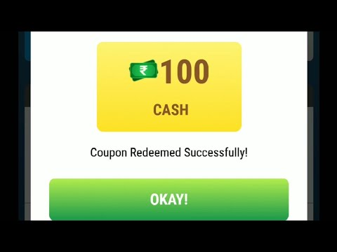 Mpl pro freee 100 rs cash on this  coupan.code from kdcp vines coupon code