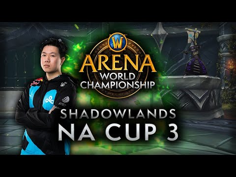 AWC Shadowlands Cup 3 | NA Top 8 Full VOD