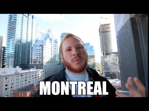 Travel Vlog: Montreal, QC, Canada