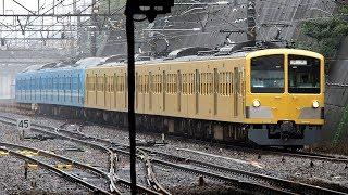2019/07/07 【甲種輸送 西武鉄道 1251F】 EF65-2080 & 263F 新小平駅 & 新秋津駅 | JR Freight: Seibu 1251F for Inspection