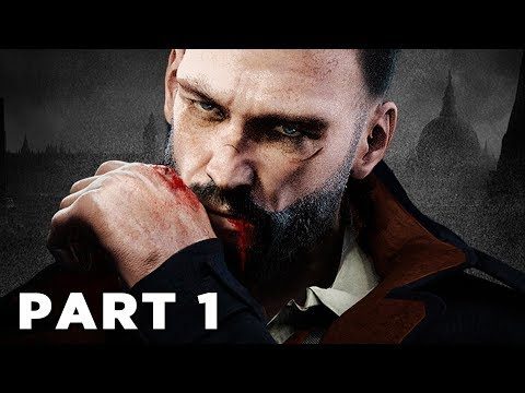 VAMPYR Walkthrough Gameplay Part 1 - INTRO
