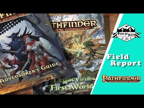 Field Report 13: Adventure's Guide and Legacy of the First World