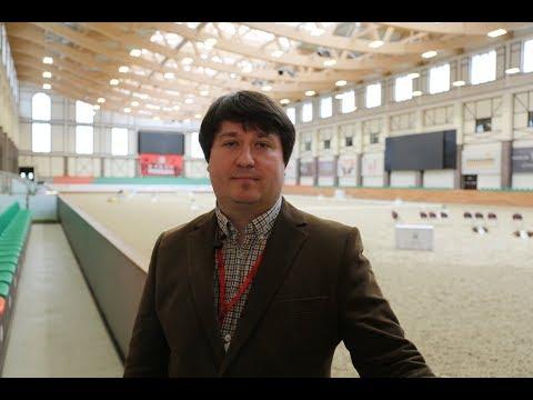 Евгений Руднев подвел итоги соревнований по паралимпийской выездке