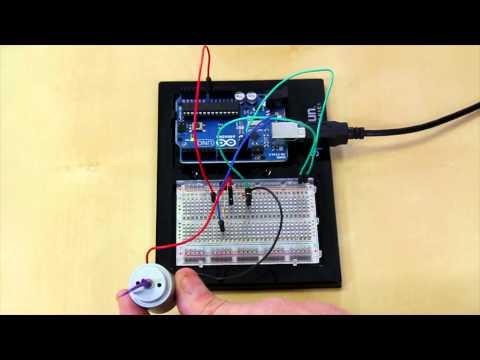 SparkFun Introduction to Robotics: Motors Part 1
