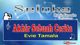 Akhir Sebuah Cerita - Evie Tamala - Karaoke midi keyboard cover | lirik lagu tanpa vokal