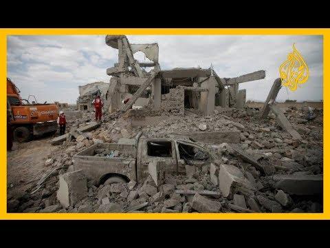 ???? بعد خمسة أيام.. تنديد أممي بغارة التحالف على منطقة المصلوب اليمنية  - نشر قبل 6 ساعة