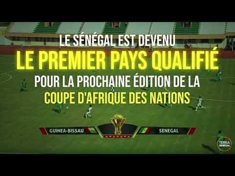 CAN 2022: Le Sénégal, 1er pays qualifié pour la phase finale