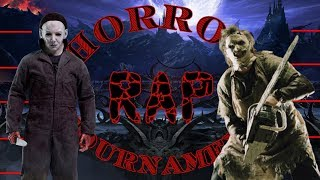 Mike Myers vs Leatherface. Horror Rap Tournament. 1/8 финала. 7 из 16