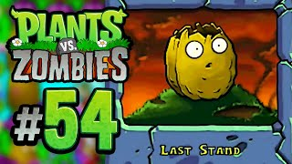 Plants vs. Zombies | Mini Games: Last Stand (iOS Gameplay Walkthrough)
