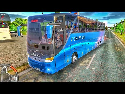 Bus Simulator Ultimate : New Company - D.S.G PVT. LTD | Ep1 Android Gameplay Driving Simulator Games