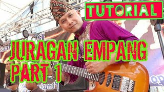 NEW Tutorial Melodi JURAGAN EMPANG PART 1 || Mudah di Pahami || Tutorial Melodi Dangdut Termudah