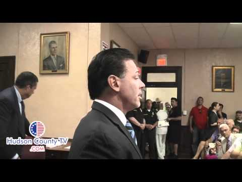 Mayhem in West New York Commissioners Meeting