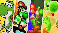 Evolution of Yoshi Games (1992 - 2018)