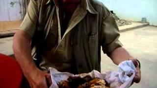 Dr. Siluk Eating Pachamanca (part Iii)