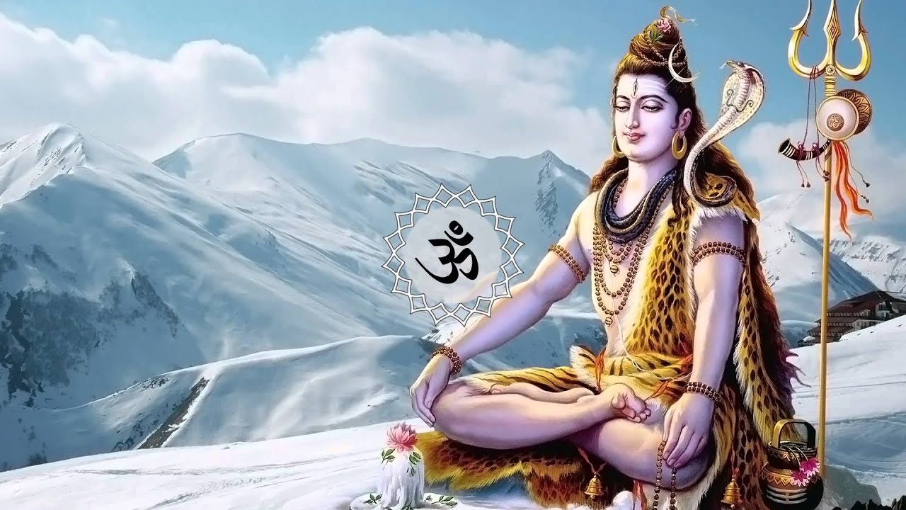 God Krishna Wallpaper 3d Hd Om Shiva Om Shiva Paraatparaa Shiva By T S Ranganathan