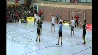 Ivan Szabo Torwart HC Aschersleben gegen 2012/2013
