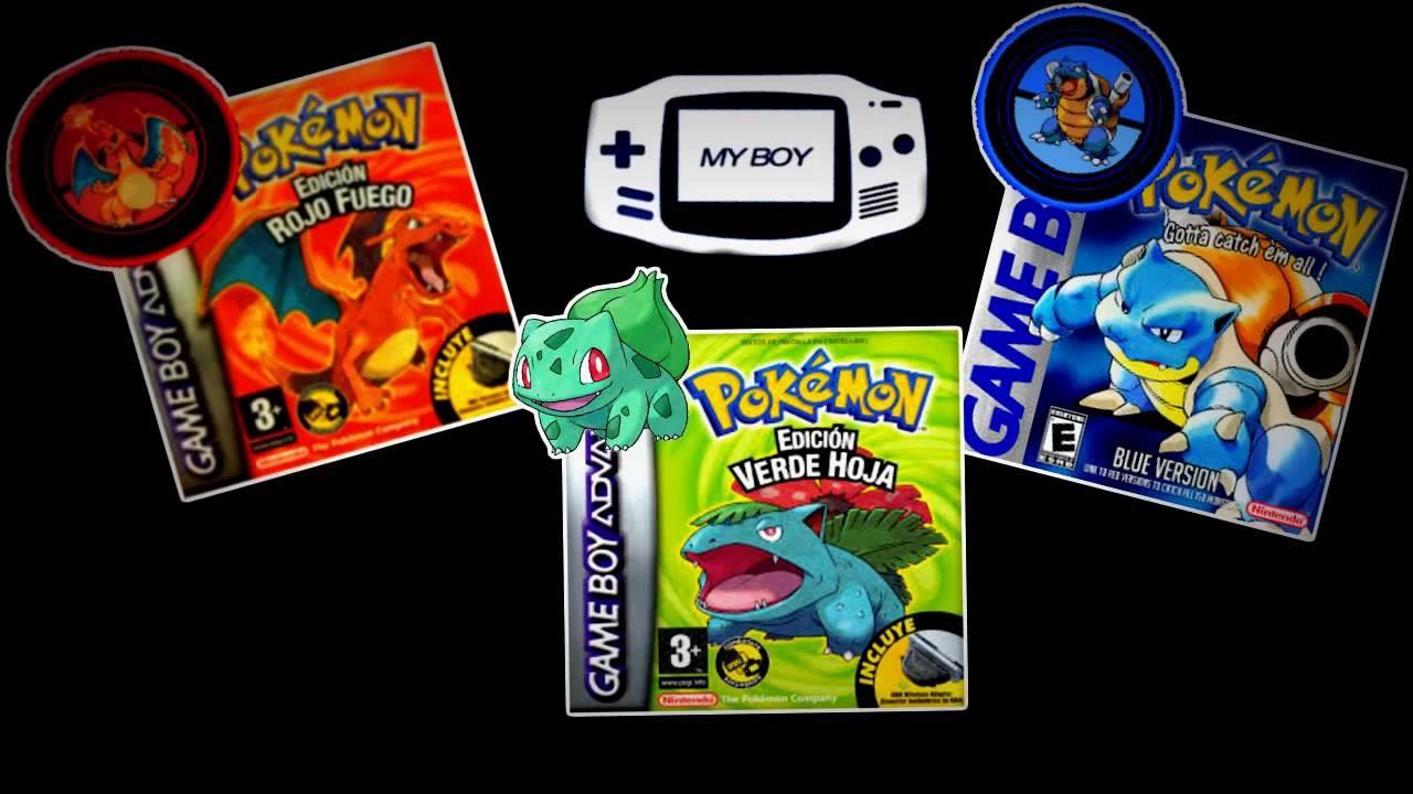 Descargar Pokemon Rojo Fuego Verde Hoja Azul Agua Para Pc Youtube