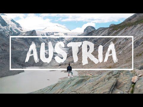 AUSTRIA - Land of mountains