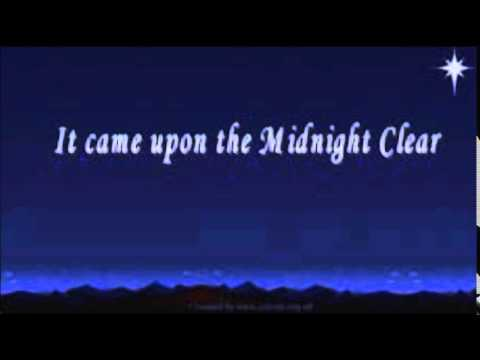 09 It Came Upon the Midnight Clear Congregational Hymn