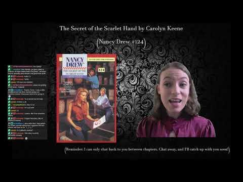 Nancy Drew #124: The Secret of the Scarlet Hand by Carolyn Keene (Part 1)