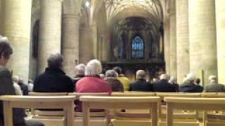 Saint-Martin on the Grove Organ in Tewkesbury Abbey played by Carleton Etherington