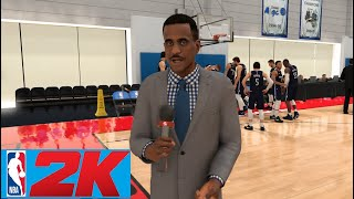 How to play Orlando Bubble Court in NBA 2k20