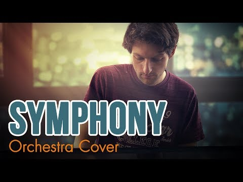 Symphony - Clean Bandit feat Zara Larsson Mathias Fritsche Orchestra Cover