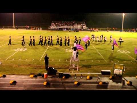Diamond High School Marching Band, Diamond, MO