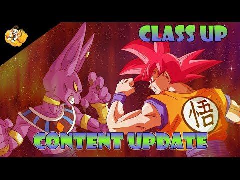 New Year Class Up Content Update Dragon Ball Legends DB DBL DBZ