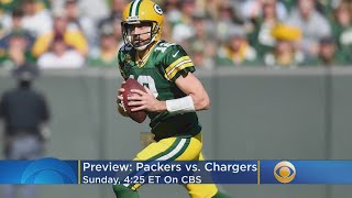 Packers, Chargers Heading In Opposite Directions