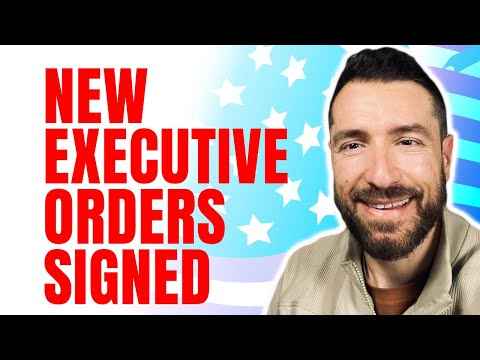 Immigration Update: Biden signs New Immigration Executive Orders!! 2021
