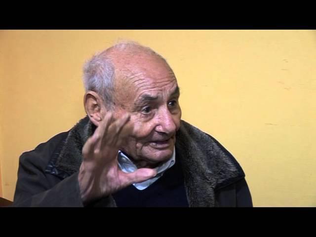 GAMBATESA NOVEMBRE 2010: INTERVISTA A ZIO ELIGIO di Giovanni Carozza