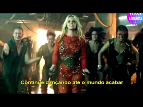 Britney Spears - Till the World Ends (Tradução) (Legendado) (Clipe Oficial)