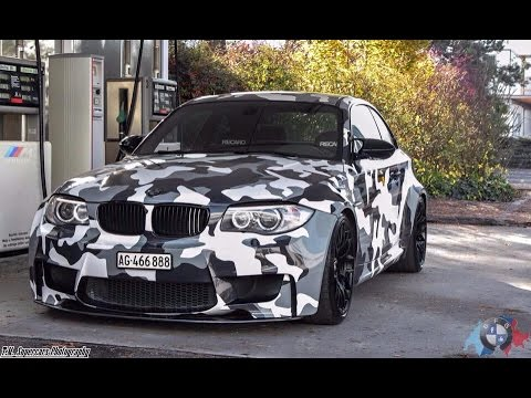 Bmw 1er Military Design Youtube
