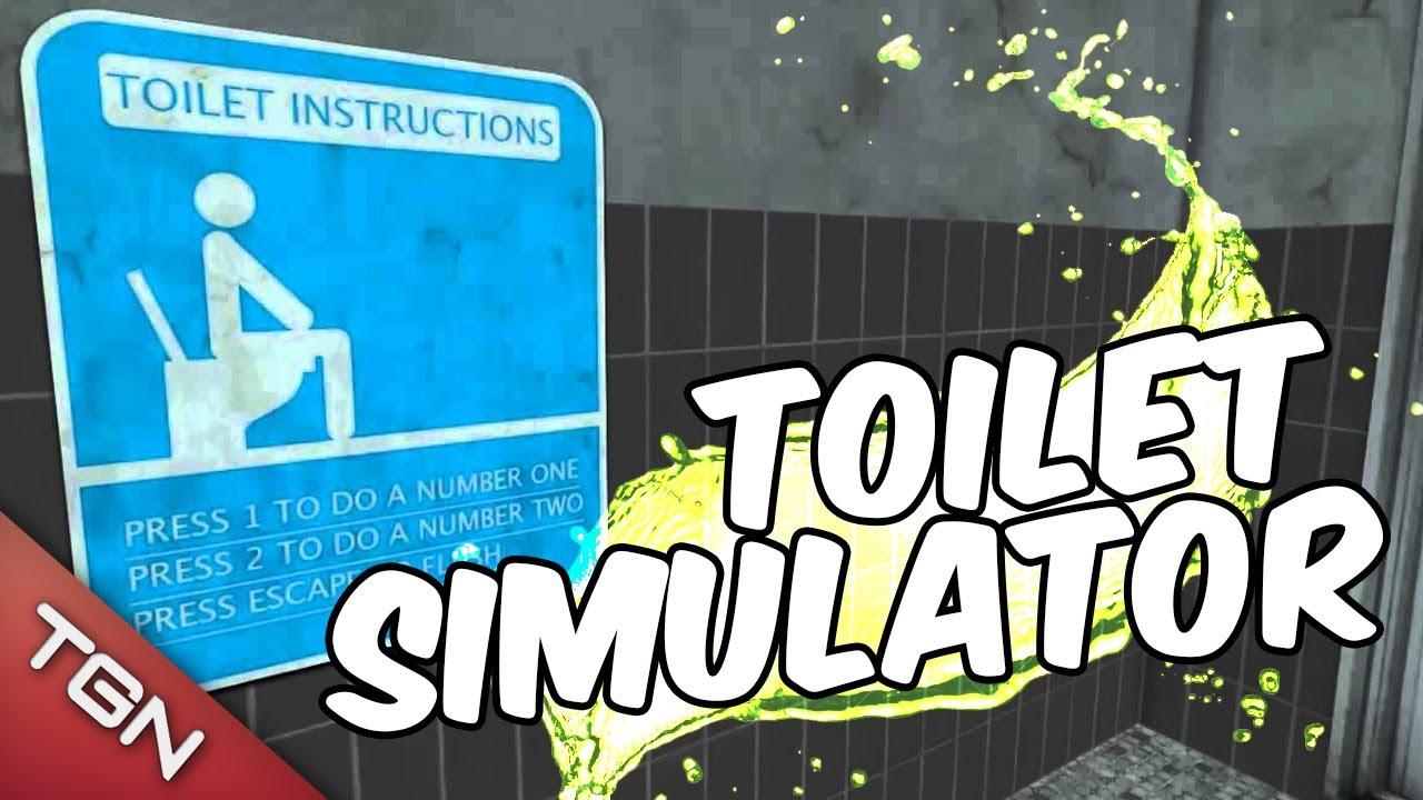 Juegos De Ir Al Baño:TOILET SIMULATOR: EL PLACER DE IR AL BAÑO – ViYoutube