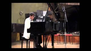 Stefano Orioli: Sonata di Liszt per pianoforte (inizio)