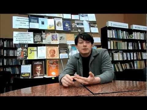 Наш читач - Анатолій Суханов. До Міжнародного дня театру