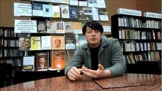 Наш читач - Анатолій Суханов. До Міжнародного дня театру.