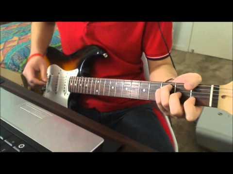 K-ON!!] HO-KAGO TEA TIME - NO, Thank You! [guitar cover + Chords ...