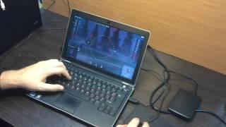 Ноутбук DELL Latiude E6230 на intel core i7 Тест игр  WOT + CS GO