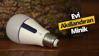 Evinizi akıllandırmanın ilk adımı! - TP-Link KL130 akıllı ampul inceleme!