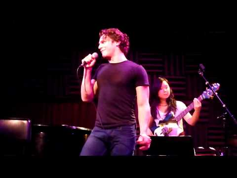 "Jonathan Groff - ""Don't Stop Me Now"" 9:30pm"