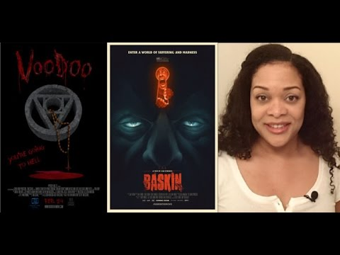 Voodoo | Baskin | Double Feature Horror Movie Review - YouTube